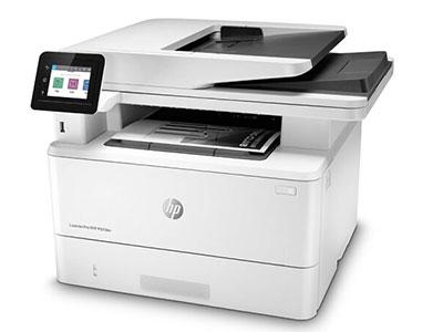 惠普  429DW  打印机 A4黑白激光复印扫描一体机 办公