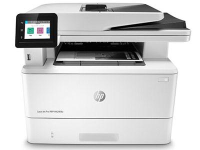 惠普  429FDW  a4黑白激光 复印扫描一体机 办公