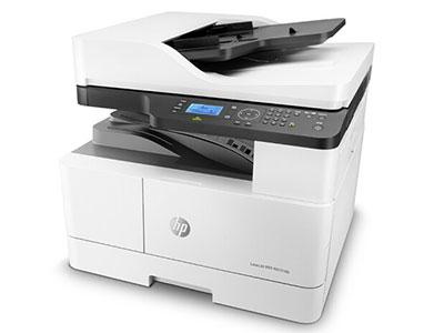 惠普  433a/436N/439N  黑白激光打印复印扫描一体机数码复合机