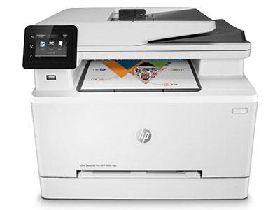 惠普  281FDW  彩色激光多功能一体机 打印 复印 扫描 传真