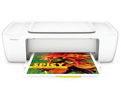 惠普 1112/118单打带连供 彩色喷墨打印机 彩色喷墨打印机