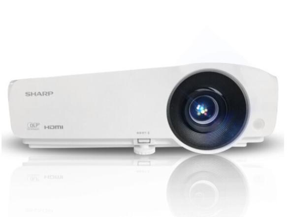 夏普 XG-H360XA投影仪办公家用会议室投影机3600流明