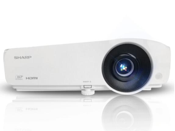 夏普 XG-H380XA投影仪 办公商务投影机 标清 3800流明 1.2倍变焦