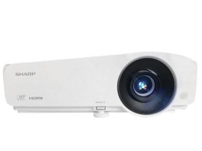 夏普 XG-H360ZA投影仪 1080P全高清3D家庭影院无屏电视智能投影机