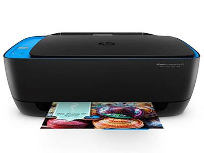 惠普   4729  彩色喷墨一体机(无线打印 复印 扫描)