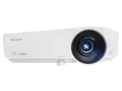 夏普  XG-H400ZA 4200流明1080P 用全高清投影仪 家用3D投影机