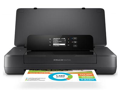惠普   OJ200  移动打印机 无线打印