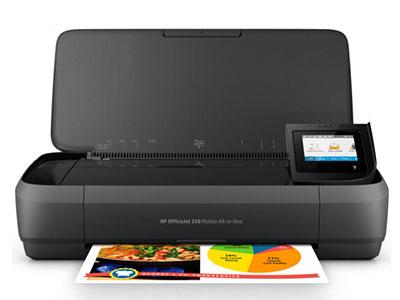 惠普   OJ258 移动办公 便携式打印机