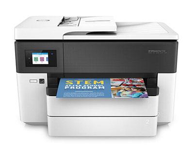 惠普  7720 A3彩色喷墨多功能复印扫描传真一体机无线