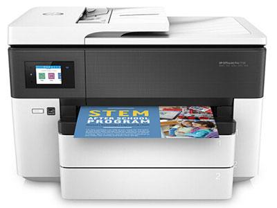 惠普  7730 彩色喷墨 复印 扫描 一体机