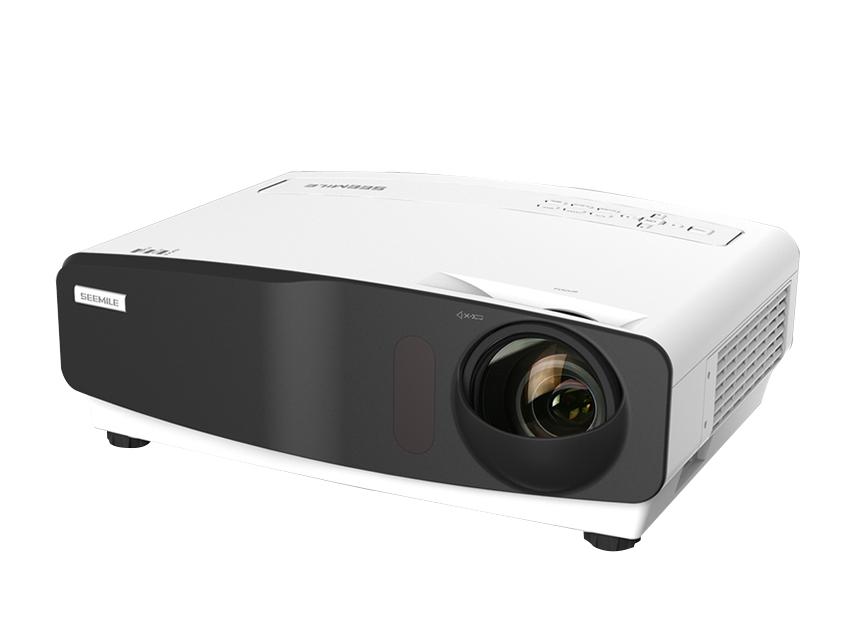 视美乐 SML-EX350ST 教育会议投影机 SLPL技术 色彩还原,运作稳定 自主研发,高亮度,高清晰 高流明亮度