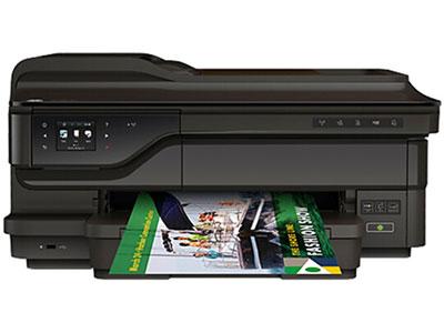 惠普 7612  宽幅多功能一体机四合一 打印复印扫描传真