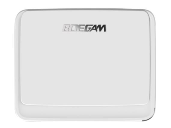 BOEGAM宝疆 无线投影会议系统、无线投屏会议系统、企业级无线投屏会议系统 单分屏套餐1主机+1发射器W2020