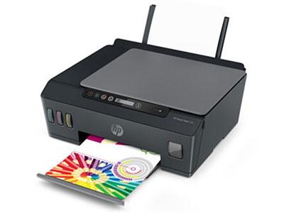 惠普  508连供 彩色喷墨打印机 墨仓连供 USB连接 多功能一体机
