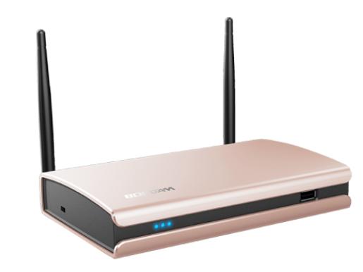 BOEGAM宝疆 一发多收无线投屏系统、一发多收无线投影系统 一发三收