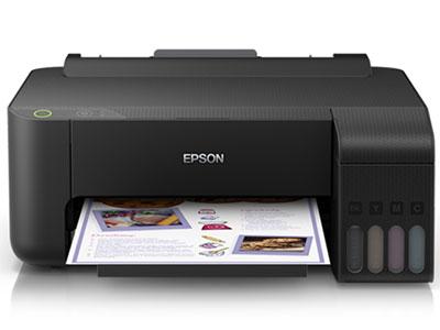 爱普生 L1118/L1119 彩色喷墨打印机家用照片作业打印
