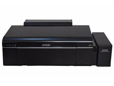 爱普生  EP-L805/4158 墨仓式彩色喷墨打印机家用办公相片