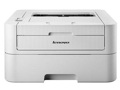 联想  2405D 黑白激光打印机 28页/分钟高速A4打印 自动双面 小型办公商用家用