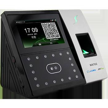 企业微信云考勤终端WX702人脸识别考勤机  微信版人脸机企业微信考勤机
