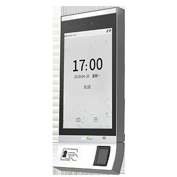 熵基科技 可见光非接触式识别终端TDB06M/Z动态人脸识别机支持壁挂门禁  带立柱装闸机,选配指纹和刷卡功能,功能强大