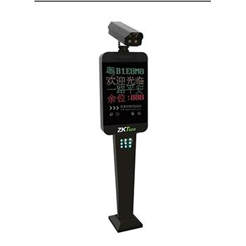 郑州熵基科技 中控智慧LPR8300 DPR1000车牌识别一体机  大宗物料车牌机集成车牌识别摄像机、控制板、显示屏、补光灯