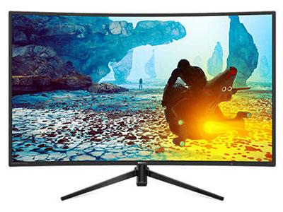 飞利浦 392M7C 电竞 (曲面144)  显示器 39寸曲面屏,1MS+144HZ,广色域