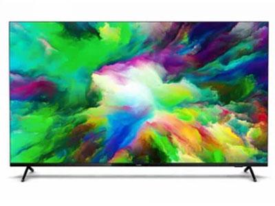 飛利浦  50PUF7565/T3 50英寸4K超清全面屏 舒視藍護眼 運動防抖HDR 智能語音網絡電視