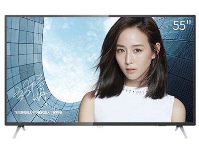 飛利浦  55PUF7053/T3 55英寸人工智能語音 4K超高清HDR電視 舒視藍護眼智能電視