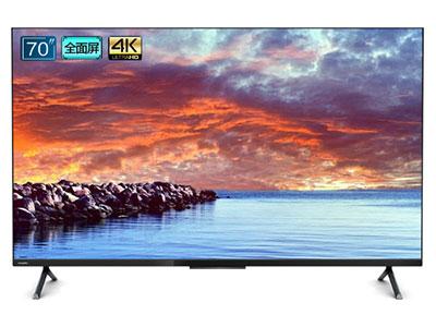 飛利浦  70PUF7565/T3 65英寸4K臻晰靚芯 超高清全面屏 護眼低藍光 智能聲控電視機
