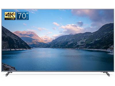 飛利浦  70PUF7164/T3  70英寸舒視藍護眼 人工智能 4K超高清液晶電視機
