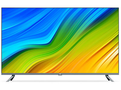 小米  E43S全面屏PRO 金屬4K超高清 人工智能語音 網絡液晶平板