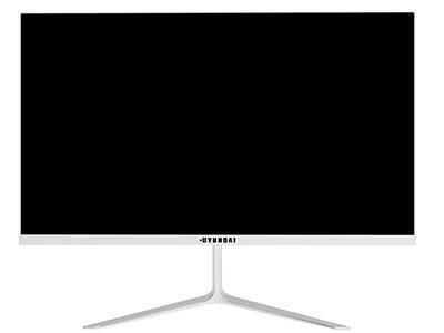 韩国现代C2415 (24寸)白色 屏幕尺寸:24英寸 产品类型:无边框显示器 面板类型:IPS面板 视频接口: HDMI+VGA 机身颜色:白色