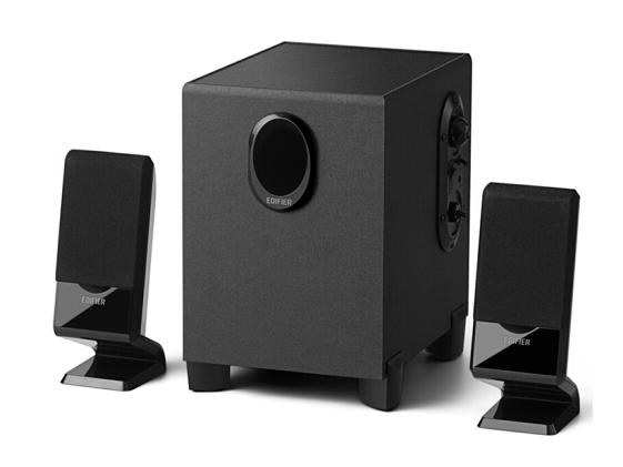 漫步者(EDIFIER) R101V 2.1声道多媒体音箱 音响 电脑音箱