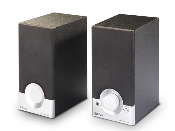 漫步者(EDIFIER) R18T 2.0声道 木质多媒体音响音箱
