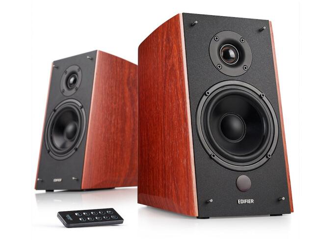 漫步者(EDIFIER)R2000DB 5英寸2.0音响终结者 经典版 音响
