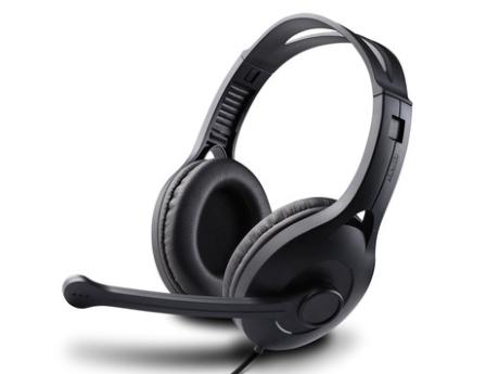 EDIFIER/漫步者 K800台式电脑游戏耳机带麦克风头戴式耳麦带话筒网课学习耳机