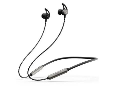 EDIFIER/漫步者 W300BT无线5.0蓝牙耳机双耳挂脖式入耳式磁吸跑步运动超长待机安卓通用耳麦