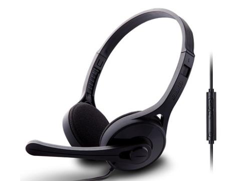 EDIFIER/漫步者 K550头戴式电脑耳机麦克风游戏立体声耳麦耳机