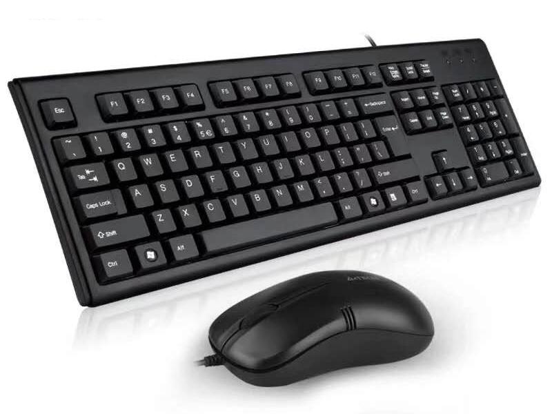 河南海龙特价推荐:双飞燕 WKM-1000有线键盘鼠标 特价:49.9 客户热线:申经理 13837159721