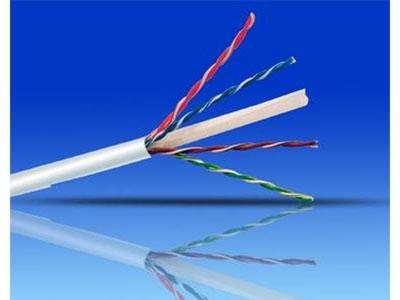 厚德纜勝  六類阻燃室內網線