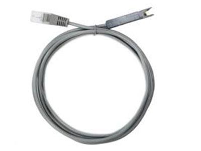 厚德纜勝  110系列 符合并超過國際ISO / IEC 11801和美國 ANSI / TIA / EIA - 568C、歐洲 EN 50173的相關標準,符合CE認證。  ◎ 110-110  110-RJ45連接模式,絕緣耐壓:1000VAG,絕緣電阻:500歐姆,接續電阻:20歐姆,簧片材料:磷青銅表面鍍金,卡接可重復次數大于200次。