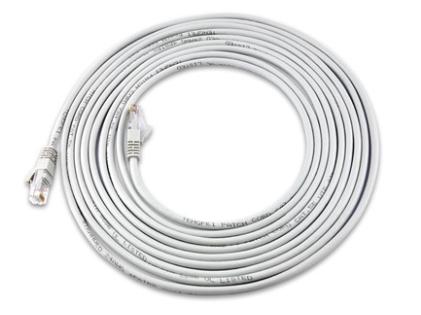 腾飞超五类非屏蔽网络连接线电脑网线成品网络跳线5米/M