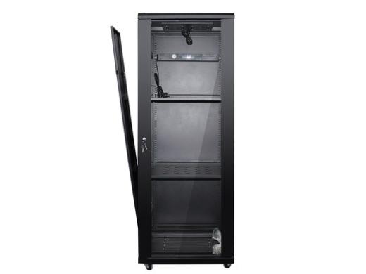 腾飞32U网络机柜交换机服务器柜1.6米多媒体功放监控设备电脑机柜