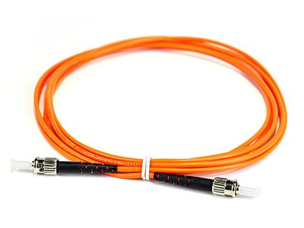 腾飞FC-FC多模单芯光纤跳线 尾纤收发器 电信级3米