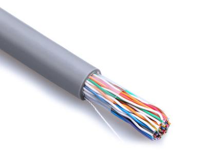 大对数电缆线室内通信电话电缆100对250米/卷100*2*0.5无氧铜纯铜