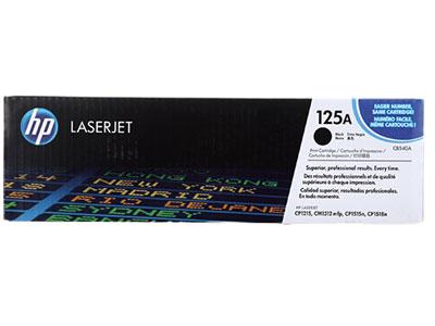 惠普  CB540A黑 适用打印机 CP1515n/CP1518ni/CP1215/CM1312