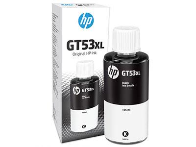 惠普  GT53黑/GT51XL  黑色墨水瓶 黑色墨水瓶 GT53XL GT52 GT 5810 5820 518 519 418 511