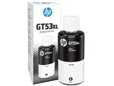 惠普  黑色墨水瓶 GT53XL GT52 GT 5810 5820 518 519 418 511