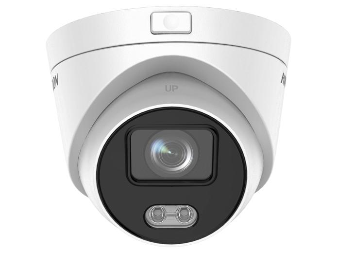 海康威视 DS-2CD3327FDWD-LS(4mm)(国内标配) .200万海康臻全彩海螺网络摄像机(全功能)