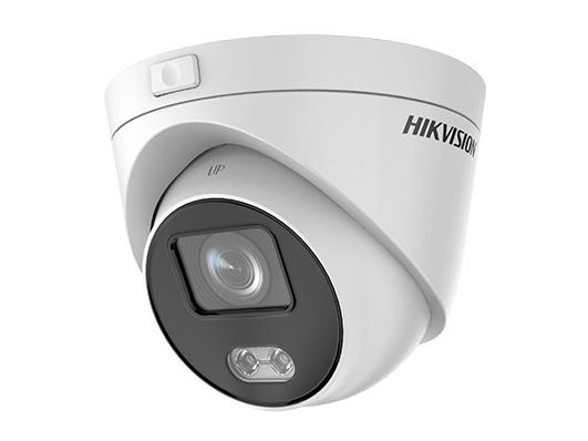 海康威视 DS-2CD3347WD-L(4mm)(B)(国内标配) .400万海康臻全彩海螺半球形网络摄像机DS-2CD3347WD-L(B)